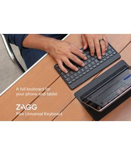 ZAGG Universal-Flex 通用可拆式無線鍵盤