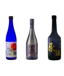 Saito 3 bottle set
