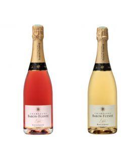 Champagne Baron Fuente Set