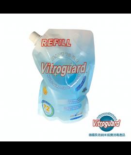 德國 - VITROGUARD MEDI 皇牌72小時長效抗菌消毒劑 補充裝 - 750ml