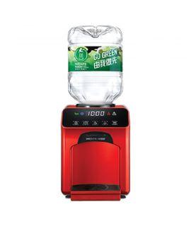 屈臣氏家居水機 -  Wats-Touch即熱式冷熱水機 (紅) + 48樽8公升樽裝蒸餾水