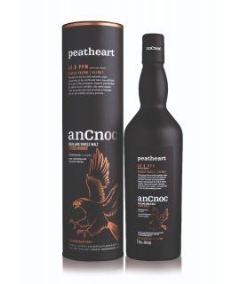 AnCnoc Peatheart Single Malt
