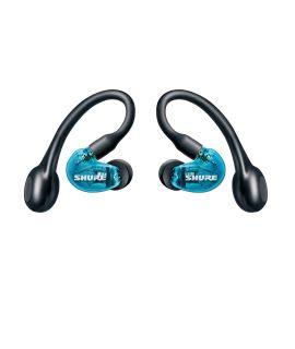 SHURE AONIC 215 真無線藍牙隔音耳機 - 藍色