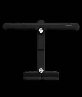 MOMAX Fold Stand 隨行四節調較多用途支架 (黑色) KH2D