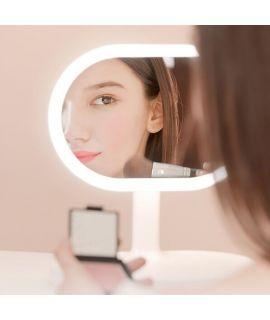 Q.LED MIRROR 化妝鏡連無線充電及藍牙音箱
