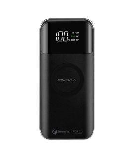 Momax Q.Power Air2+ IP92 無線充電流動電源 20000mAh (黑色)