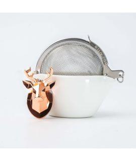 CHICHI 茶具 - Deer Head CU (Rose Gold)