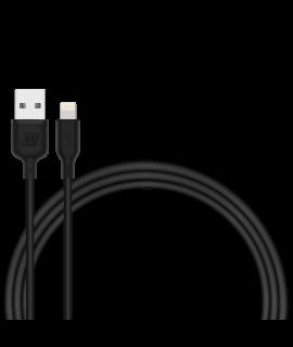 Momax Zero Lightning to USB-A 1M 連接線 (黑)