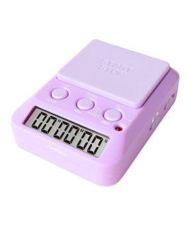 Dretec 學習計時器(紫色)
