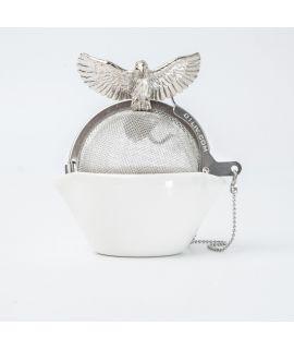 CHICHI 茶具 - Magpie CU (Silver)