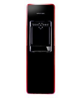 屈臣氏家居水機 -  HC99L-UFD上流式冷熱水機 (亮麗黑) + 75樽18公升商用裝蒸餾水