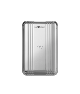 Momax Q.Power Go mini 10000mAH 無線充電流動電源 (銀色)