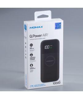 Momax Q.Power Air2 IP90 無線充電流動電源 10000mAh (黑色) 配送 30CM Type-C 充電線