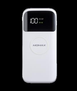 Momax Q.Power Air2 IP90 無線充電流動電源 10000mAh (白色) 配送 30CM Type-C 充電線