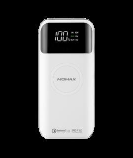 Momax Q.Power Air2+ IP92 無線充電流動電源 20000mAh (白色)