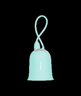 """Momax iWarmer """"丁鈴""""暖手充電燈 (藍)"""