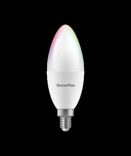 SensePlus LED 彩光燈泡 (E14)