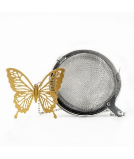 CHICHI 茶具 - Fly Butterfly (GOLD)