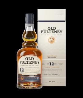 Old Pulteney 12YO Single Malt