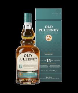 Old Pulteney 15YO Single Malt