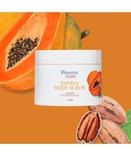 Pharmabelle 木瓜酵素磨砂霜 (濕疹、敏感及乾燥)