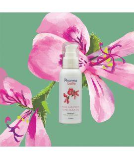 Pharmabelle 玫瑰天竺葵身體護理油  (濕疹、敏感及乾燥)