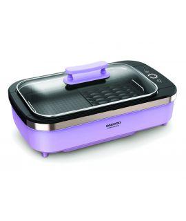 DAEWOO 大宇韓式無煙燒烤爐 SK1 升級版 - 紫色