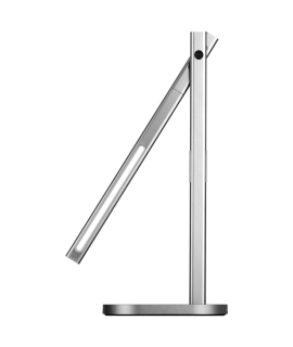 Momax Q.Led座枱燈連無線充電底座 (10W) (灰)