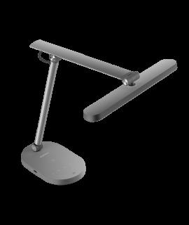 MOMAX Q.Led 2無線充電座檯燈 (黑色) QL9UKE