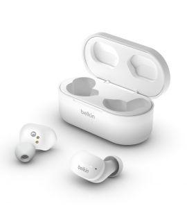 Belkin - SOUNDFORM™ 真無線耳機 白色