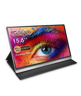 ZOHO - Z15PV2 便攜式屏幕  銀色