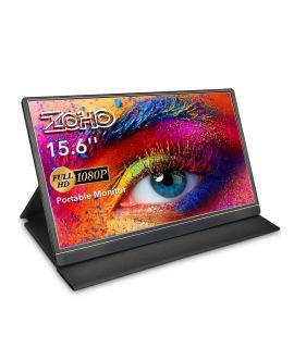 ZOHO - Z15PV2 便攜式屏幕 黑色